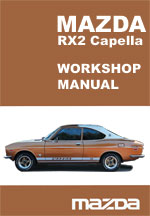 Mazda RX 2 Workshop Manual