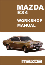 Mazda RX4 Workshop Manual